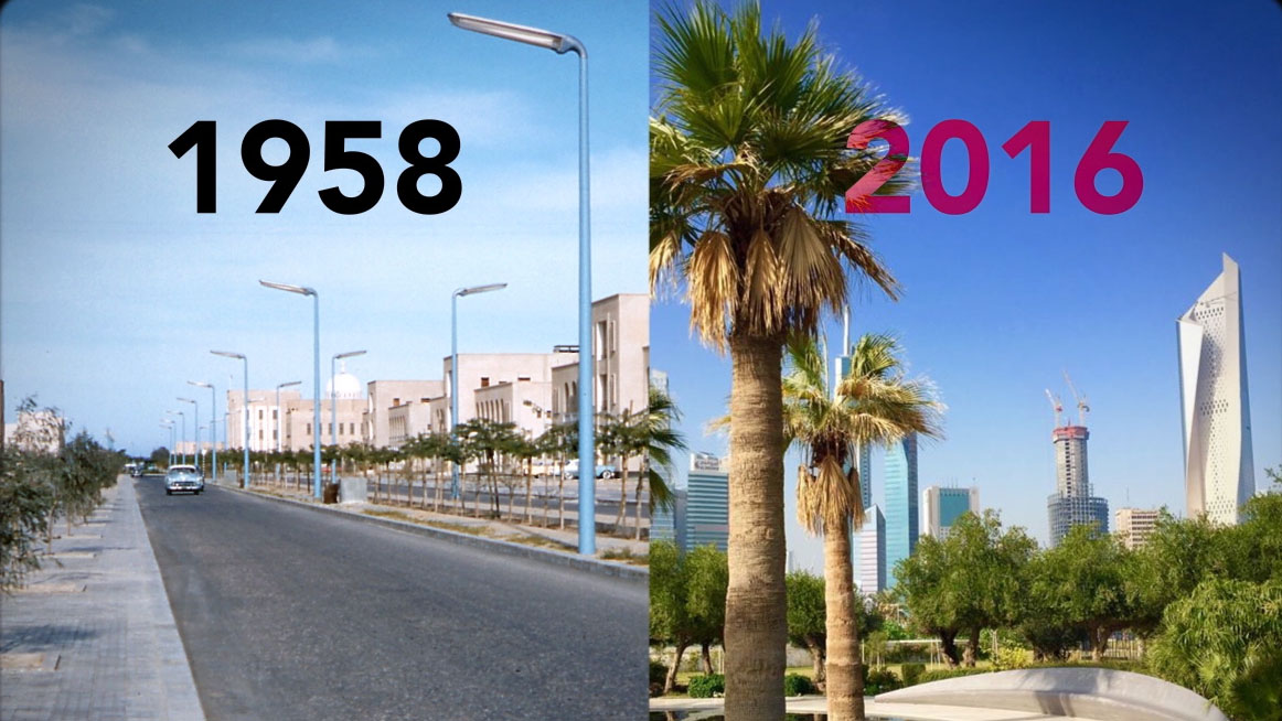 see how life has changed in the middle east over 48 yearsjpg
