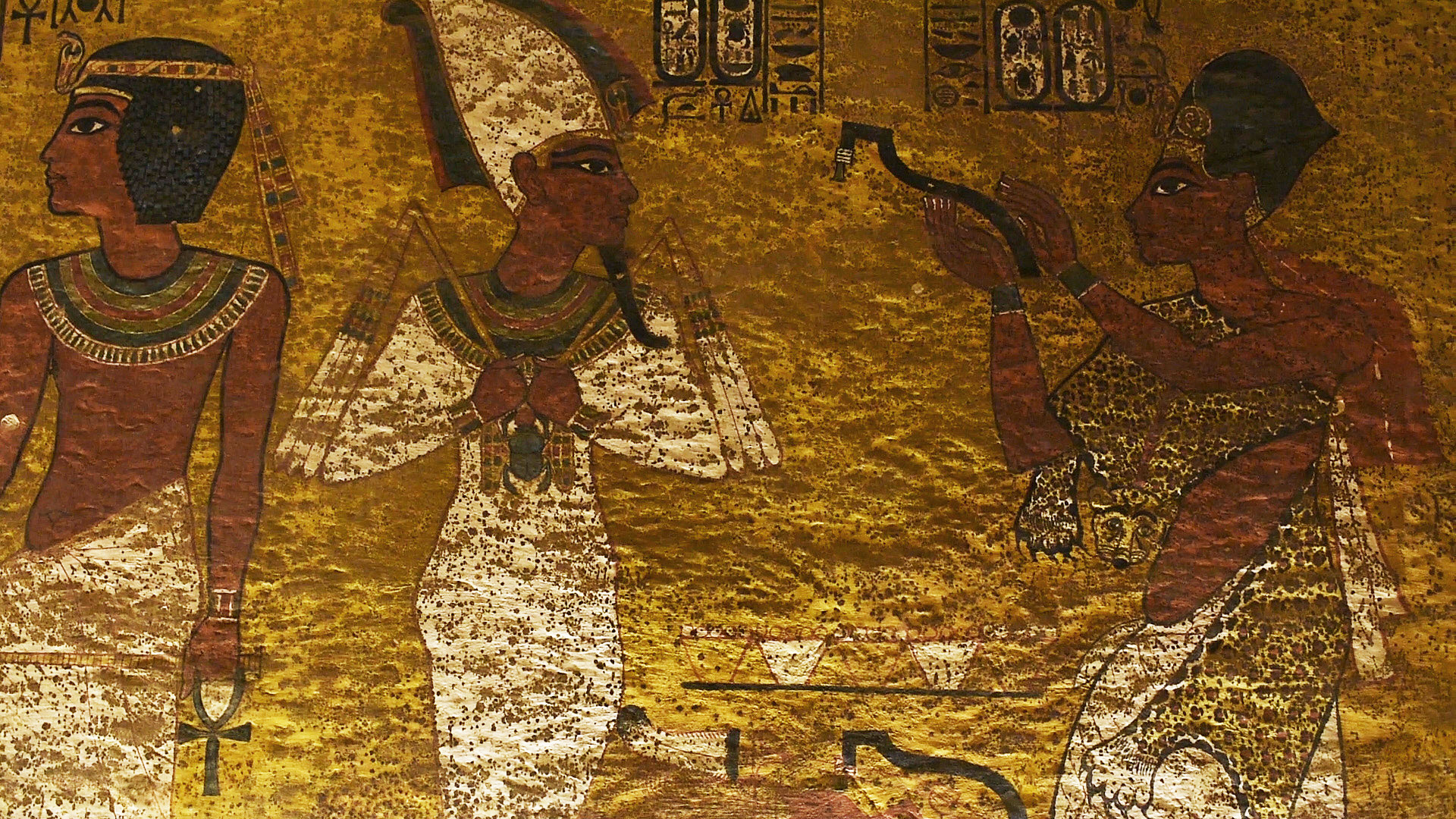 Pictures Of King Tut'S Tomb 119